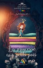 Vente Livre Numérique : La véritable histoire de la princesse au petit pois  - Natha G. D.