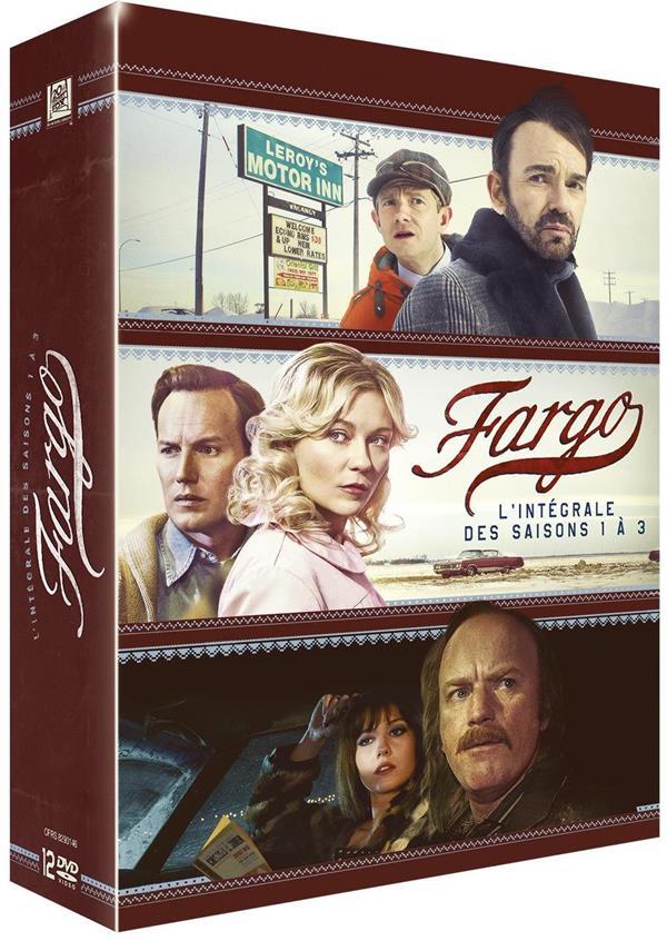 Fargo - Intégrale des saisons 1 à 3