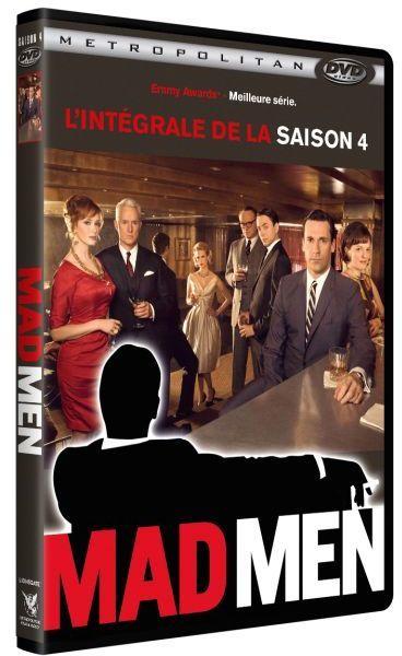 Mad Men - L'intégrale de la Saison 4