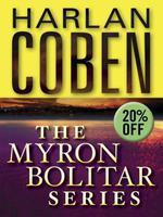 Vente Livre Numérique : The Myron Bolitar Series 7-Book Bundle  - Harlan COBEN