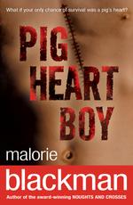 Vente EBooks : Pig-Heart Boy  - Malorie Blackman
