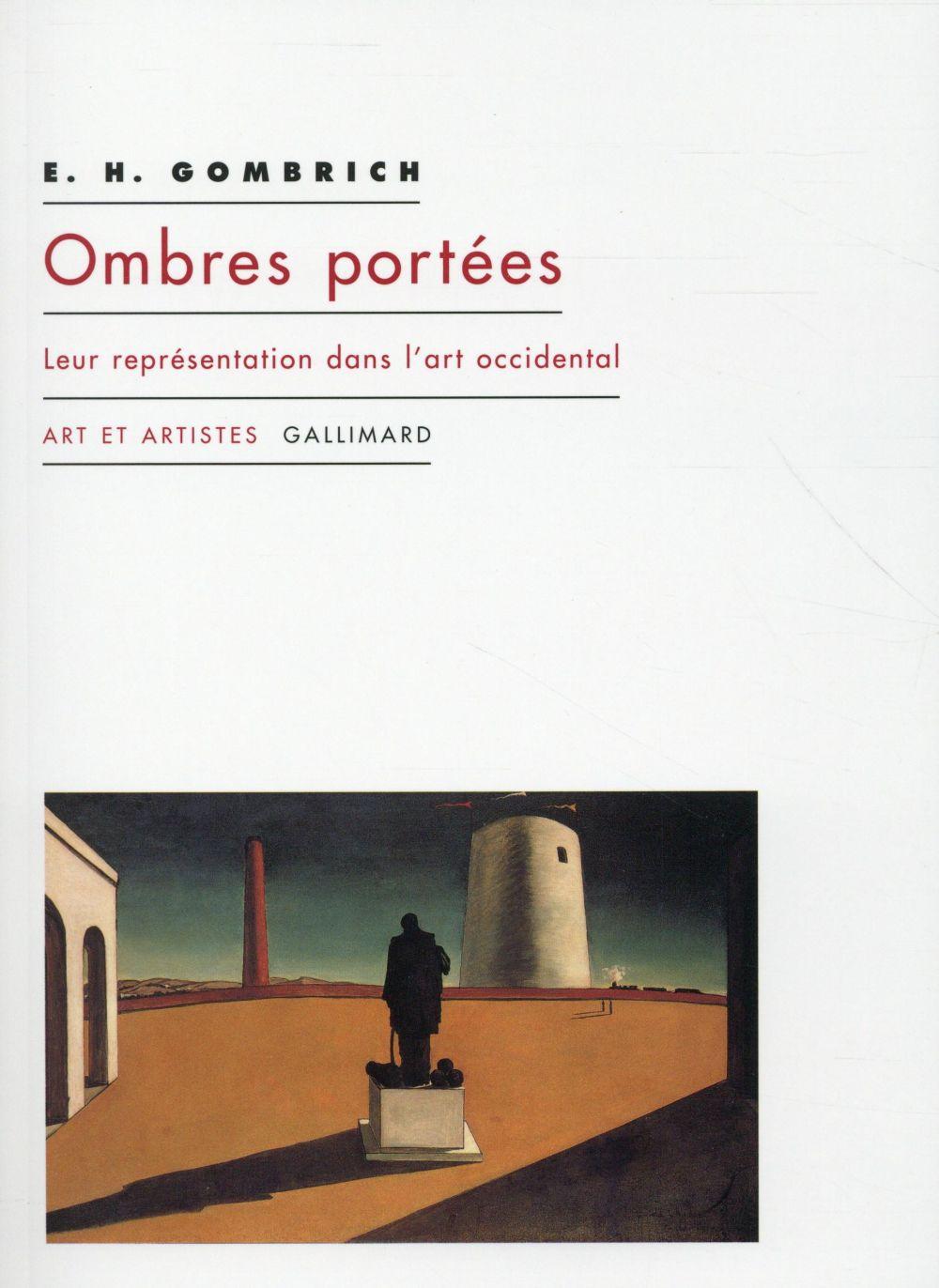Ombres portées ; leur représentation dans l'art occidental