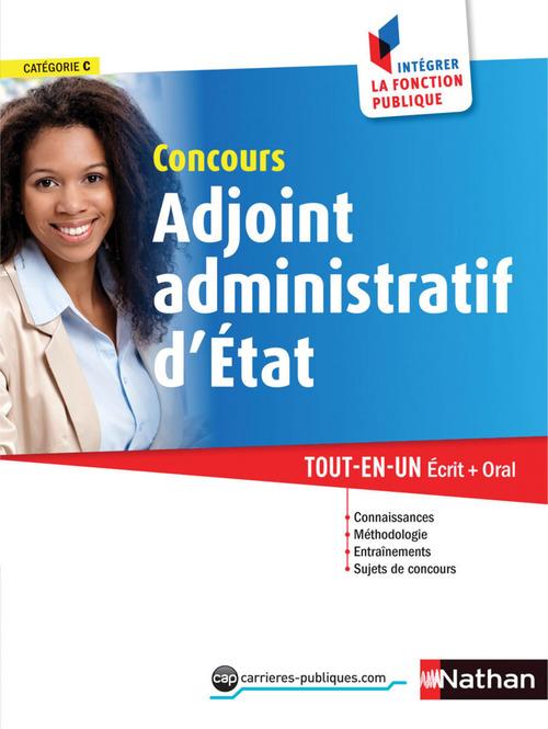 Adjoint administratif d'état - Catégorie C - 2015