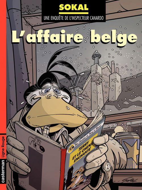 Canardo T.15 ; l'affaire belge