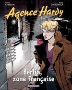 Vente Livre Numérique : Agence Hardy - tome 5 - Berlin, zone française  - Pierre Christin