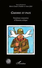Vente Livre Numérique : Guerre et paix  - Anne Jollet