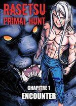 Vente Livre Numérique : Rasetsu : Primal Hunt chapitre 01  - Eudetenis