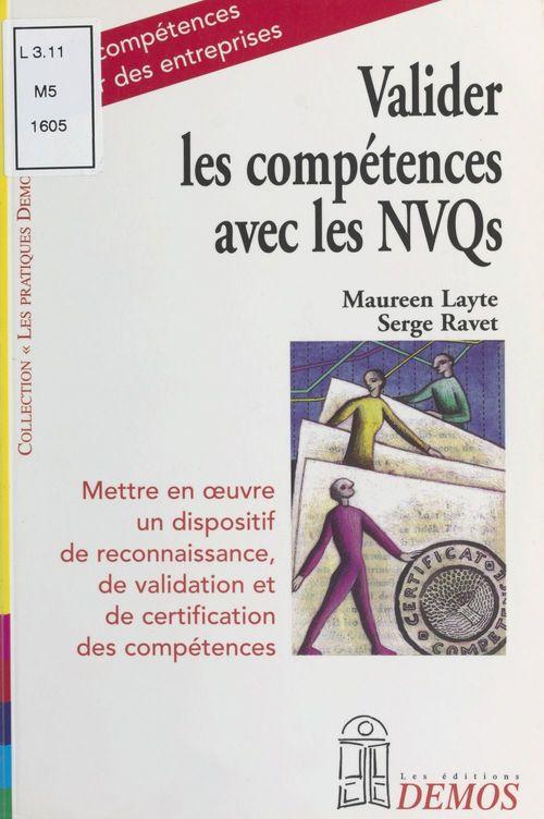 Valider ses compétences avec les NVQs