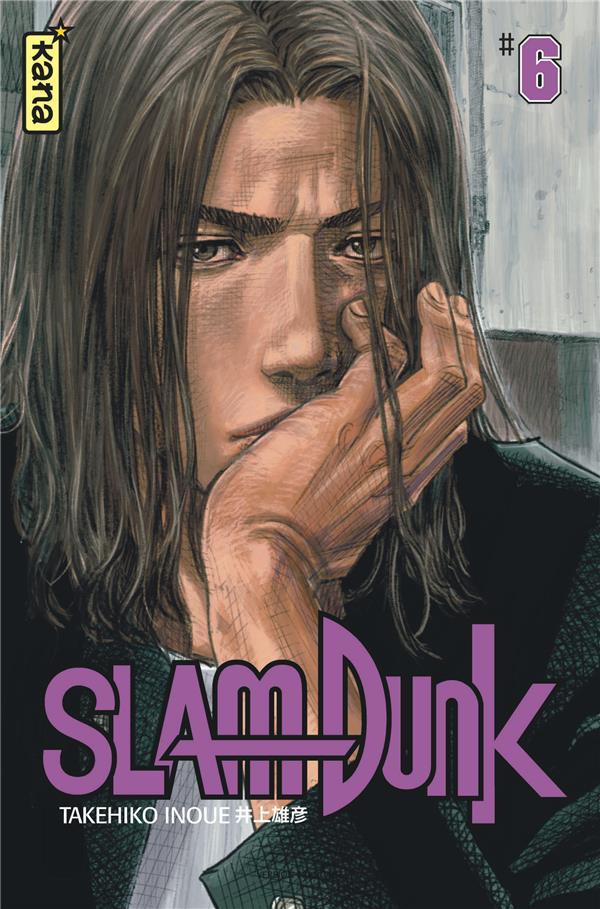 Slam dunk - star edition T.6