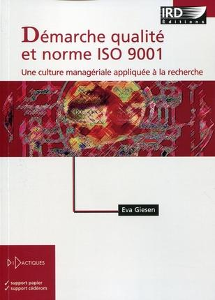 Demarche Qualite Et Norme Iso 9001