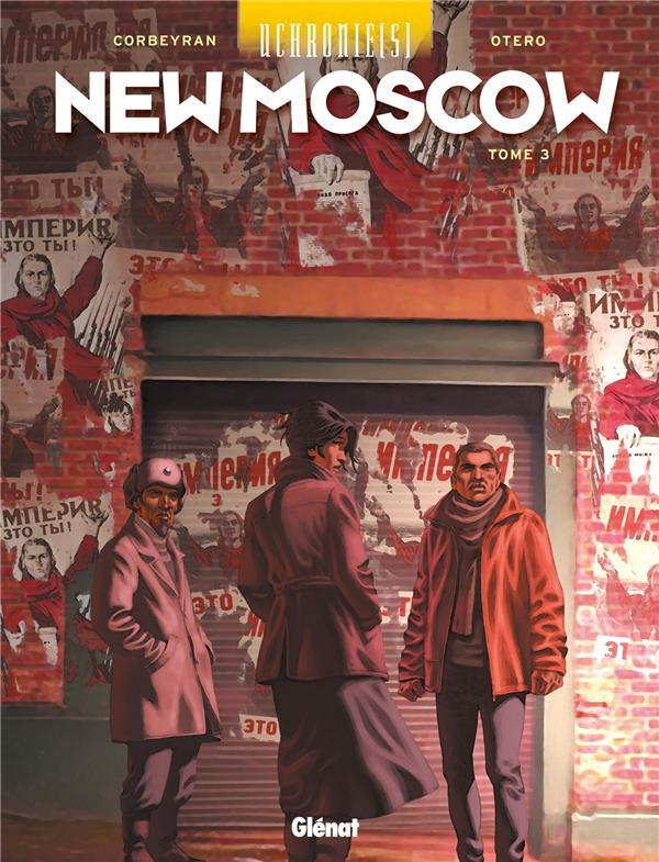 Uchronie(s) - New Moscow t.3