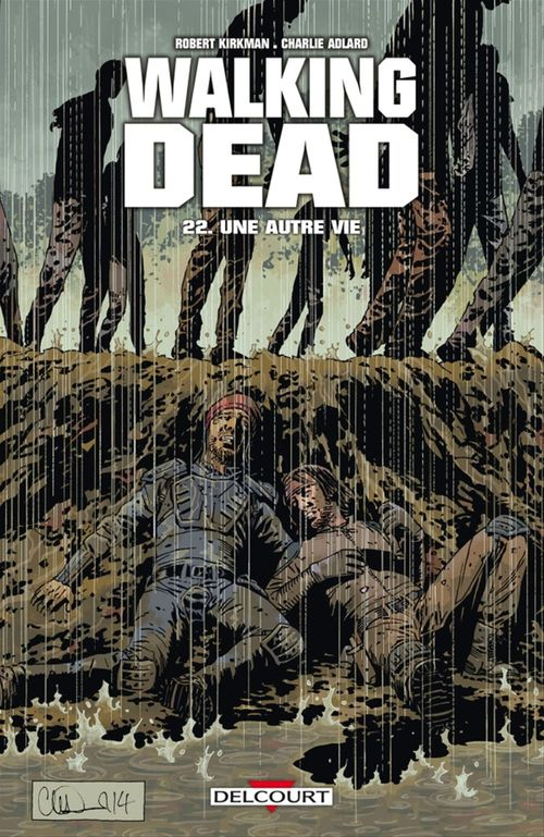 Walking Dead T22  - Stefano Gaudiano  - Charlie Adlard  - Robert Kirkman