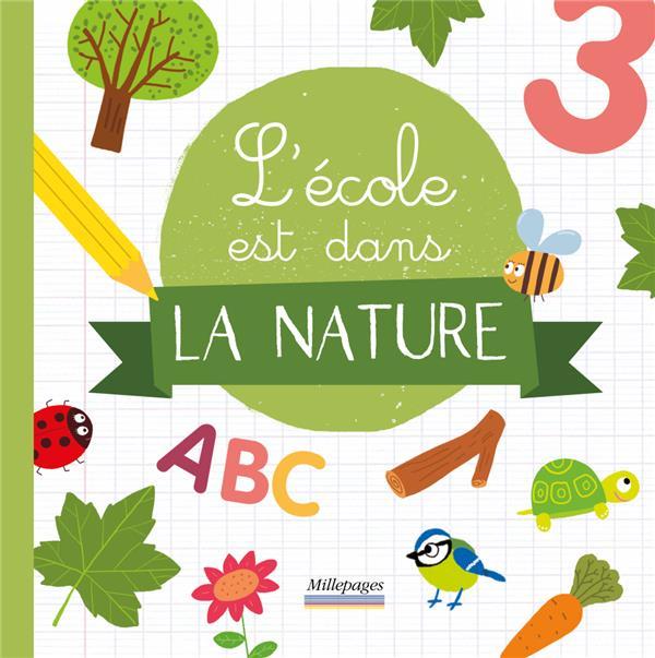 L'école est dans la nature