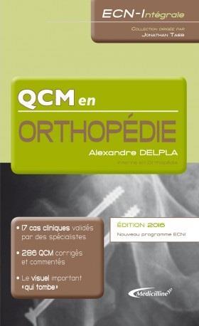 Qcm en orthopédie