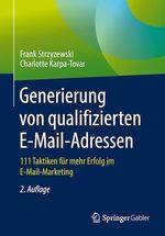 Generierung von qualifizierten E-Mail-Adressen  - Frank Strzyzewski - Charlotte Karpa-Tovar