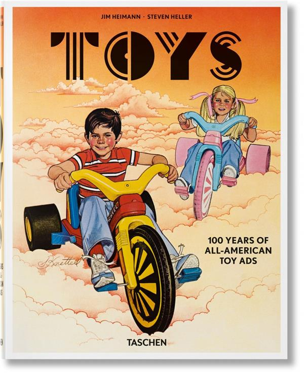 The toy book ; all-American afs toys