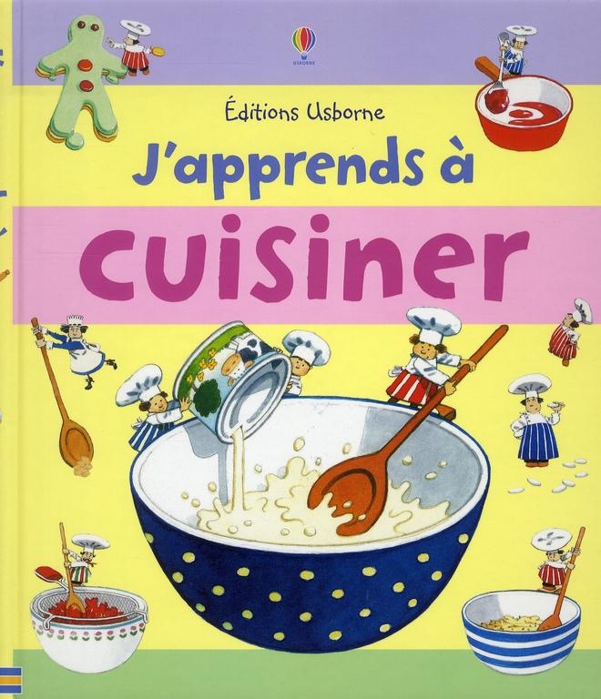 J'Apprends A Cuisiner