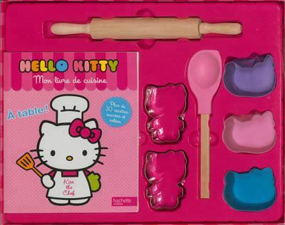 Hello Kitty ; Mon Coffret De Cuisine