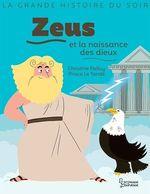 Vente EBooks : Zeus et la naissance des dieux  - Christine Palluy