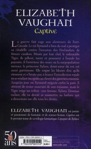 L'épopée de Xylara t.1 ; captive