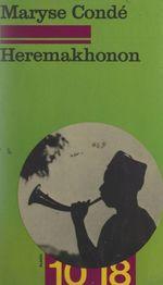 Vente EBooks : Hérémakhonon  - Maryse CONDÉ