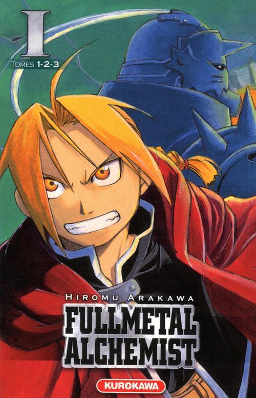 Full metal alchemist ; t.1 à t.3