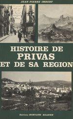 Histoire de Privas et de sa région