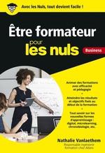 Vente Livre Numérique : Être formateur pour les Nuls Business  - Nathalie VAN LAETHEM