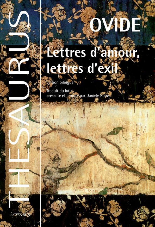 Lettres D'Amour, Lettres D'Exil