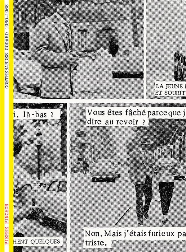 Contrebandes Godard, 1960-1968