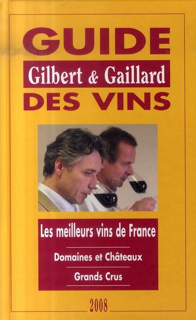 Guide Gilbert et Gaillard des vins (édition 2008)