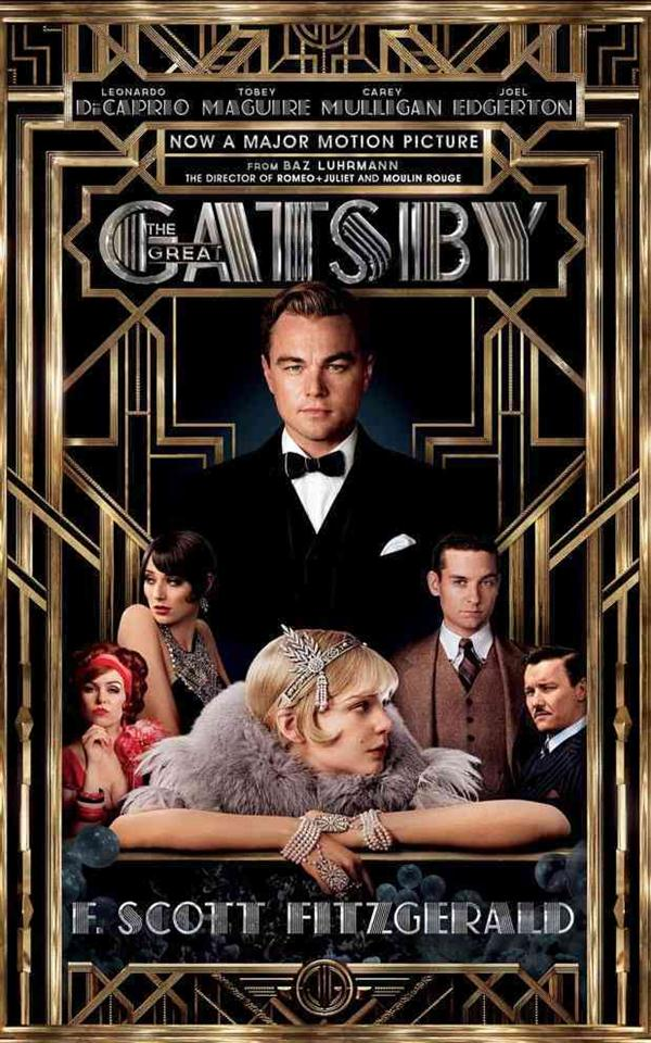 THE GREAT GATSBY FILM TIE-IN