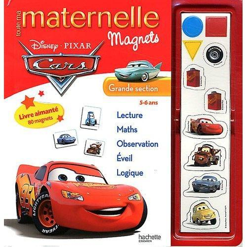 Toute Ma Maternelle; Cars ; Grande Section