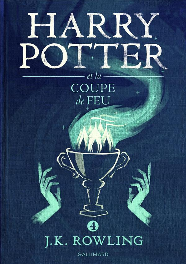 Harry Potter T.4 ; Harry Potter et la coupe de feu - J. K. Rowling -  Gallimard-jeunesse - Grand format - Le Hall du Livre NANCY