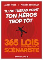 Vente Livre Numérique : Tu ne tueras point ton héros trop tôt  - Pierrick Bourgault - Alissa Wenz