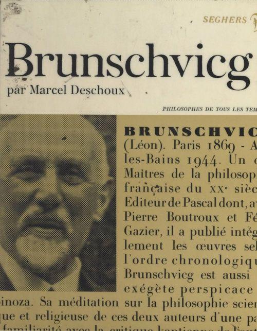 Léon Brunschvicg
