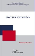 Droit public et cinéma  - Damien Connil - Jérôme Duvignau