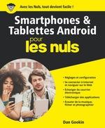 Vente Livre Numérique : Les smartphones et les tablettes Android pour les nuls  - Dan Gookin