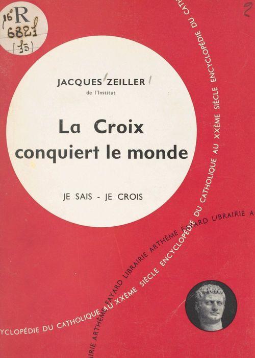 L'Église dans son histoire (7)  - Jacques Zeiller