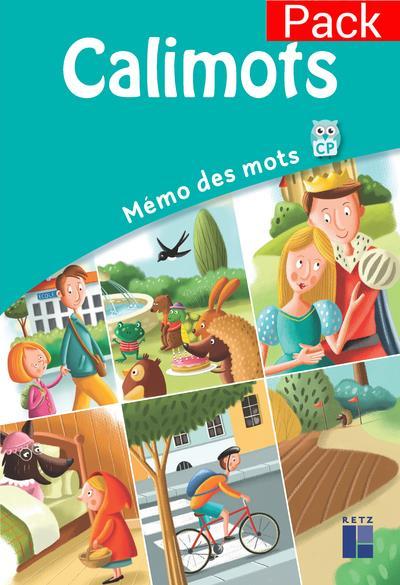 CALIMOTS ; mémo des mots (édition 2020)