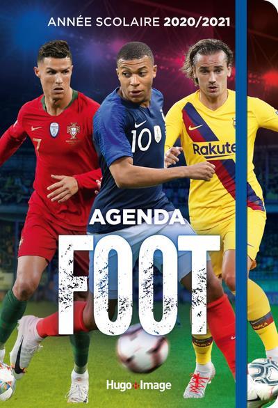 Agenda scolaire foot (édition 2020/2021)