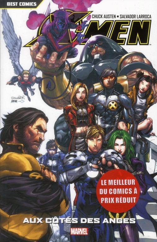 X-Men T.2 ; aux côtés des anges