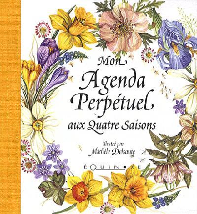 Mon agenda perpétuel aux quatre saisons