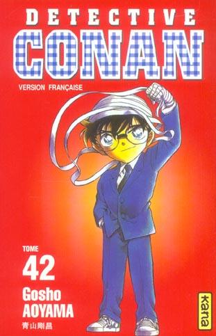 Detective Conan T42