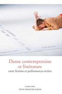 Danse contemporaine et littérature, entre fiction et performances écrites