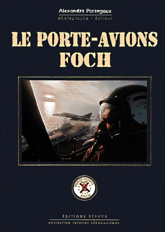 Le porte-avion Foch