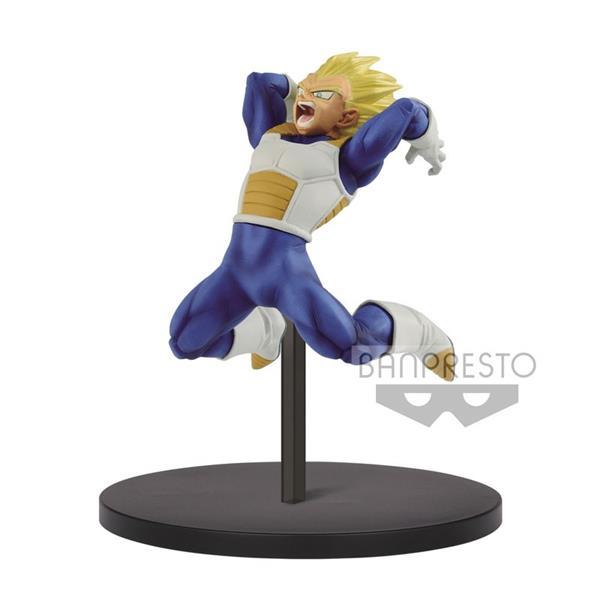DRAGON BALL - Figurine de Collection Super Saiyan Vegeta 13cm