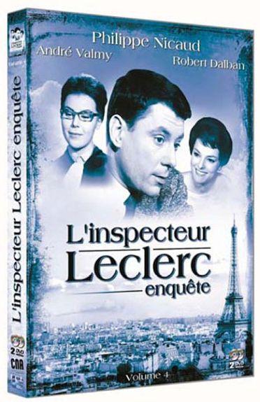 L'Inspecteur Leclerc enquête - Volume 4