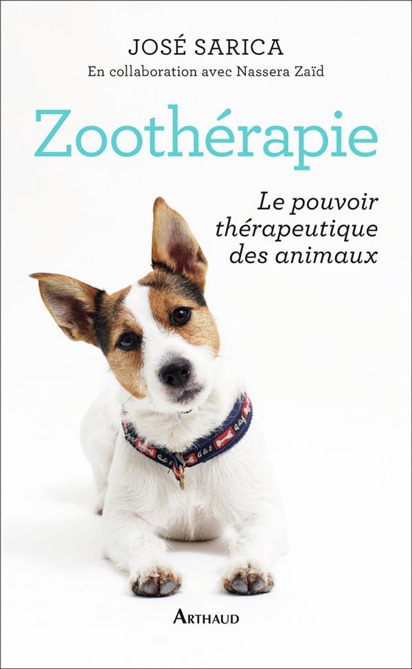 Zoothérapie ; le pouvoir thérapeutique des animaux