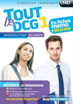 Vente EBooks : Tout le DCG 1 - Introduction au droit  - Alain Burlaud - Françoise Rouaix